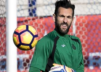 Diego López, recambio para el Chelsea si Courtois va al Madrid