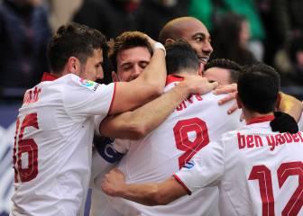 Los últimos diez minutos sostienen al mejor Sevilla
