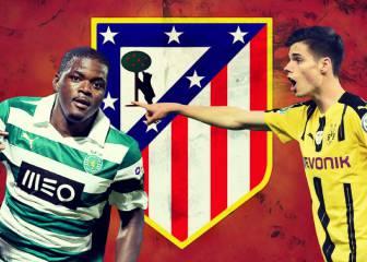 El Atlético elige a Carvalho o Weigl para el centro del campo