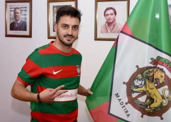 Luis Martins se marcha cedido al Marítimo de Madeira portugués