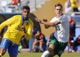 Las Palmas supera el ensayo ante el Hammarby sueco