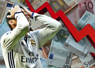 James Rodriguez transfer value drops 37% in 12 months