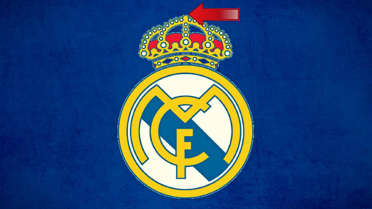 Real madrid remove cross from logo for middle east fans as real madrid remove cross from logo for middle east fans voltagebd Images