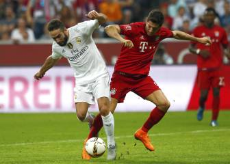 Real Madrid move wouldn't be a step forward - Lewandowski