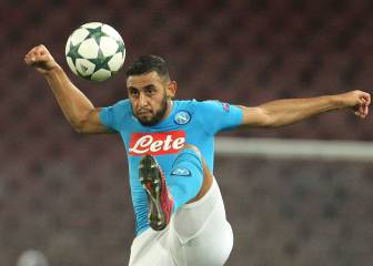 Ghoulam es la alternativa que maneja el Madrid para Marcelo