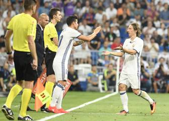 James y Modric aligeran la enfermería del Real Madrid