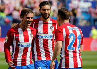 MSN on a high, Atletico's trident causing concern