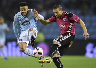 Celta 0-0 Alavés: the best images from a rain-soaked Balaídos