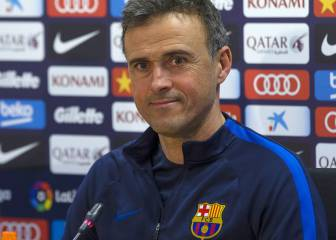 Luis Enrique: Messi can handle Atlético yellow card situation