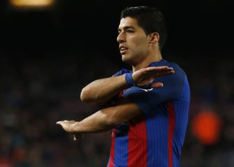 Luis Suárez and Sergi Roberto will miss Copa del Rey final