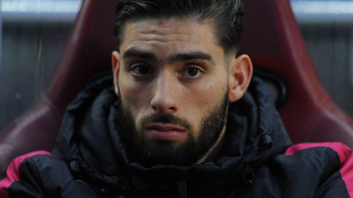 Bayern cite Carrasco as Douglas Costa s natural successor AS