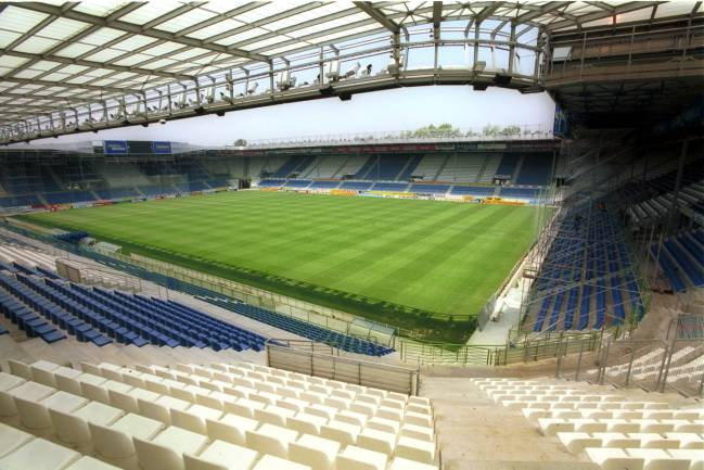 ESTADIO DEL ALAVES MENDIZORROZA