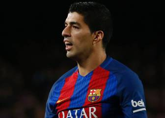Barcelona's Luis Suárez facing rap over referee comments