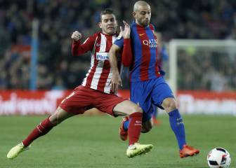 Mascherano set to miss PSG first leg after injury confirmed