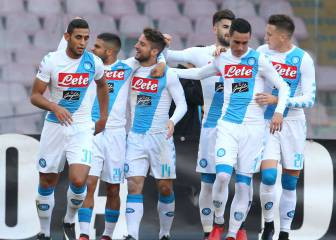Napoli forced to change
