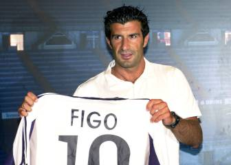 Luis Figo: 'I didn't feel 100% recognised by Barcelona'
