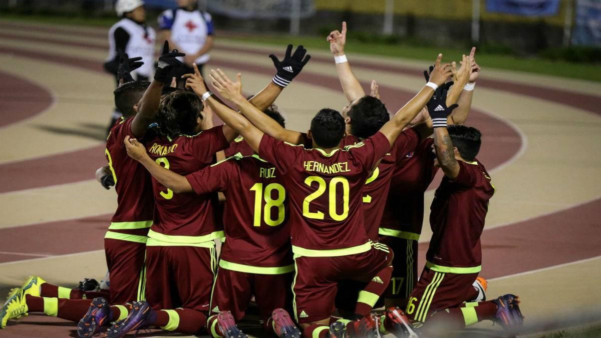 Los Futbolistas Venezolanos Muestran Su Apoyo A La Vinotinto Sub 20