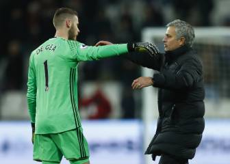 Mou claims Real will not go behind his back to sign De Gea