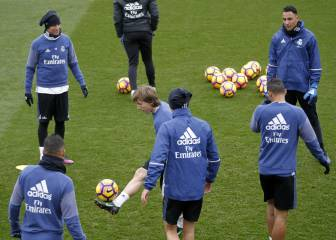 Asensio and Mariano left out of Zidane's squad for Osasuna