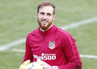 Atleti's Oblak given green light to return against Leverkusen