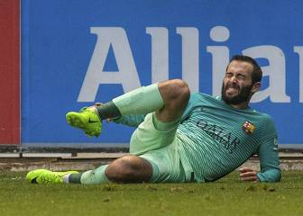 Barça can sign replacement for long-term casualty Aleix Vidal