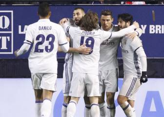 Barcelona: Real Madrid closing in on rivals\' Spanish scoring record