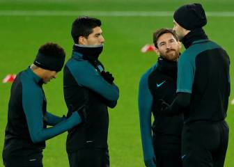 Barça ready to storm Paris