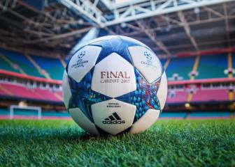 Adidas 2017 Champions League final match ball unveiled