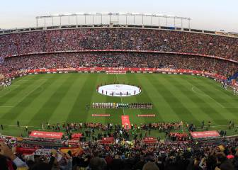 RFEF sure Copa del Rey final will be held at the Calderón