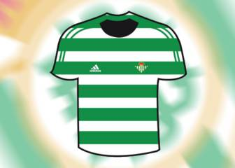 Betis to wear special hooped jersey for Andalucía Day
