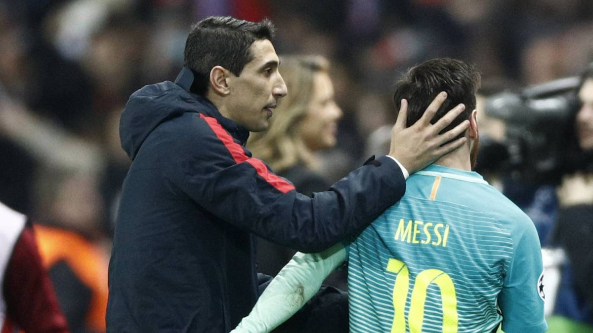 Disappointing Messi stats during PSG - Barcelona game
