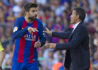Barça dressing room has no faith in Luis Enrique