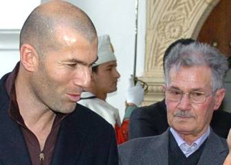 Zidane was offered lavish gifts in return for goals, says father