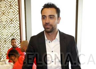 Xavi bemoans Barça's nightmare in Paris, but says comeback is on