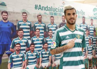 Real Betis present new shirt in homage to Celtic FC