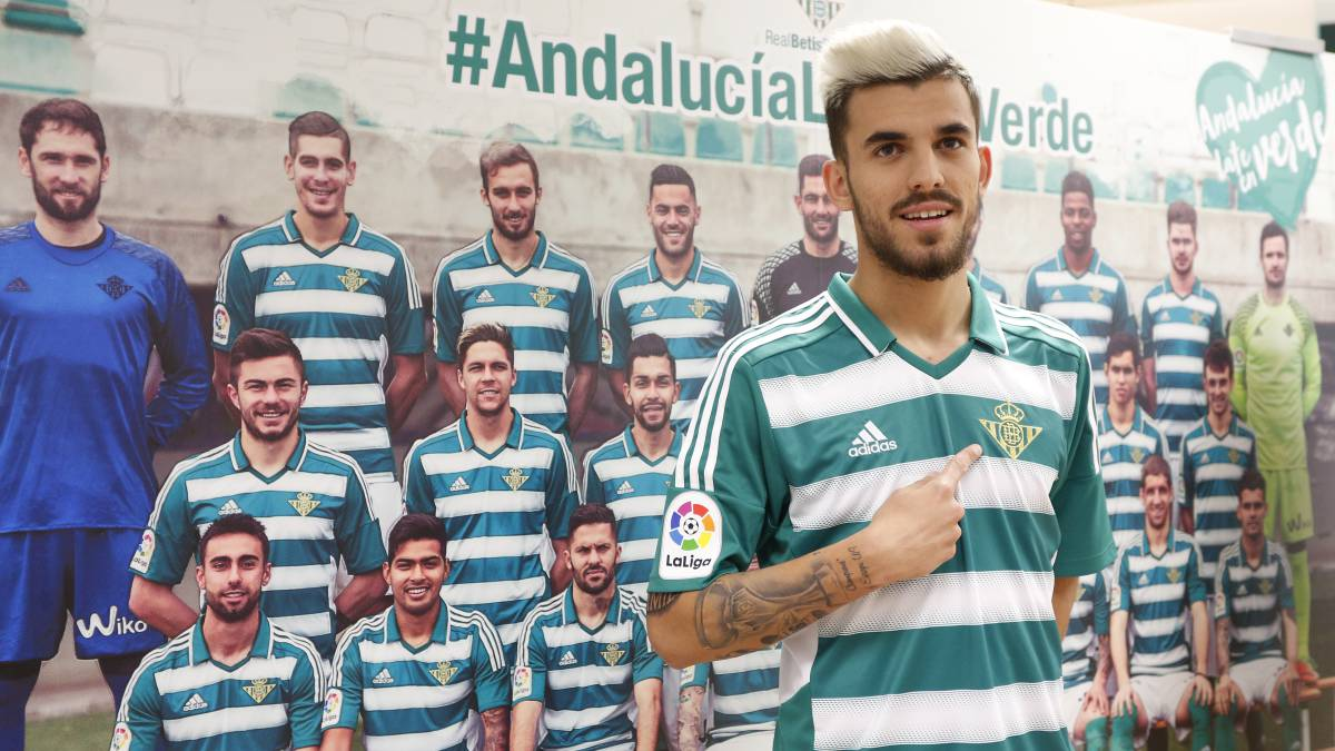 Real Betis present new shirt in homage to Andalucia and Celtic - AS.com be641c60baba5