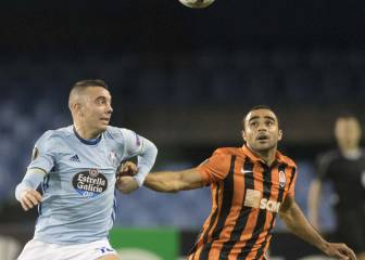 Shakhtar take lead home as Celta waste Balaidos chances