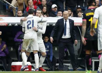 Zidane: 'There's nobody like Bale; he's a special player'