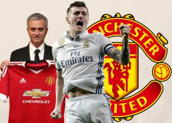 Man United boss Mou targeting Real Madrid midfielder Kroos