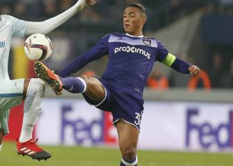 Atlético eyeing move for Anderlecht star Tielemans