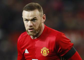 Rooney no dejará el United en febrero pese al interés de China