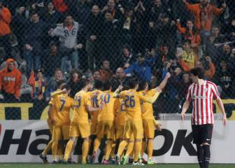 APOEL make Athletic pay the price for San Mamés lapse