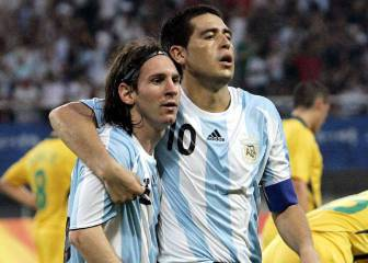 Riquelme gives his thoughts on Messi's situation at Barcelona