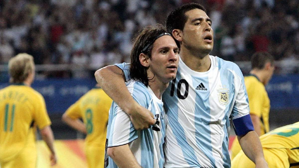 Riquelme Avanza Lo Que Ocurrira Entre El Barcelona Y Messi