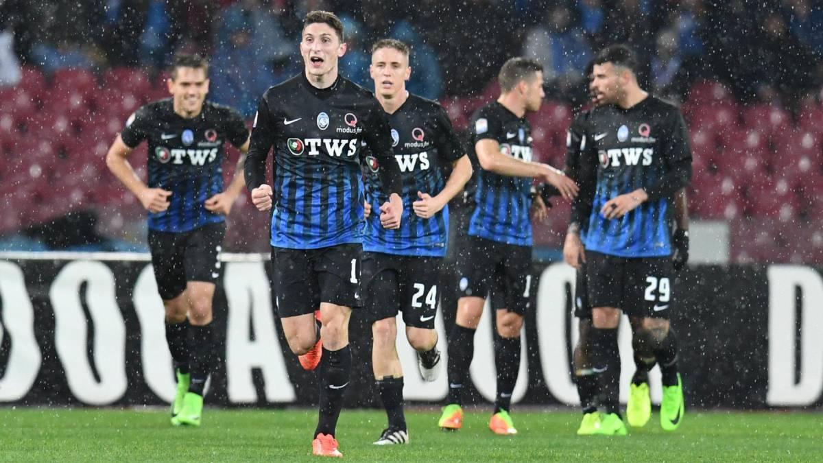 Nápoles San Fin 0 Y La 2Conquista Paolo Pone A Atalanta sQrdth