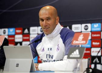 Zidane: Teams go out with