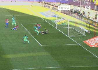 Luis Suárez's strike rightly ruled out at the Calderón