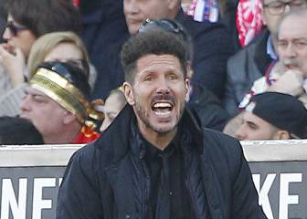 Simeone will continue at Atleti regardless of where they finish