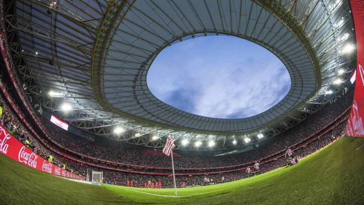 San Mamés, estadio del Athletic
