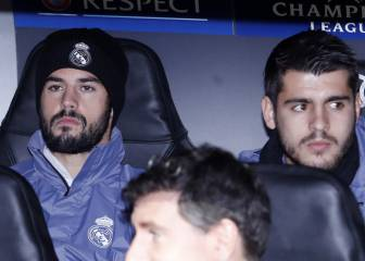 Madrid - Las Palmas team news: Morata and Isco start